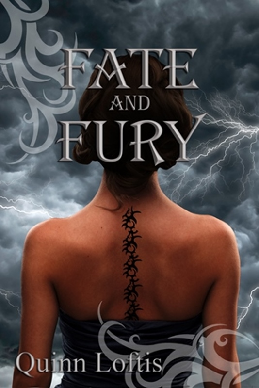 Fate & Fury by Quinn Loftis