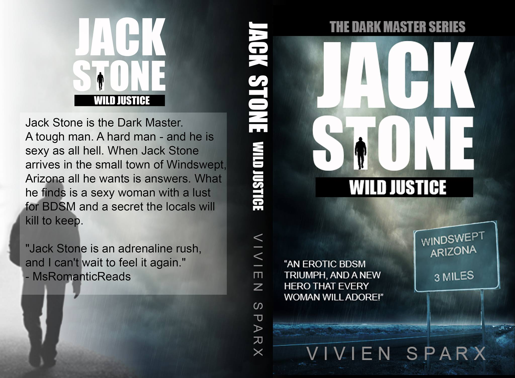 Review: Jack Stone – Wild Justice