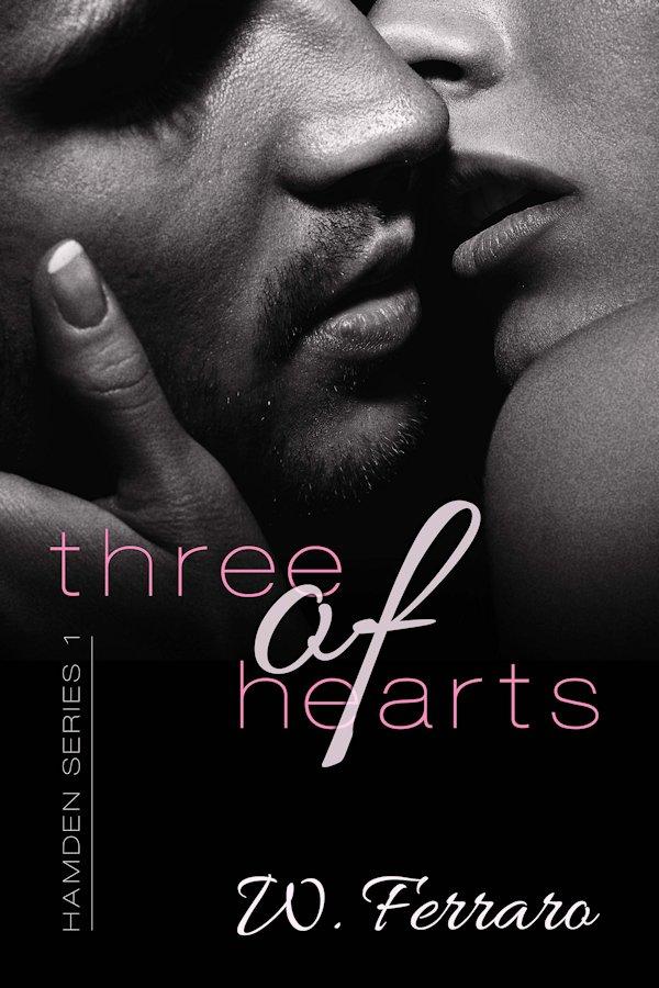 Three of Hearts by W. Ferraro Cover