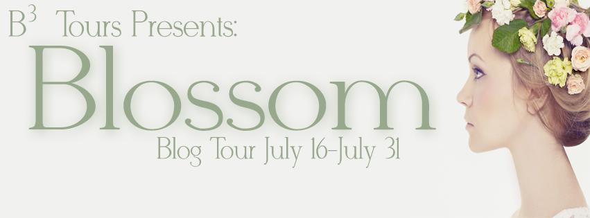 Blossom Blog Tour Banner