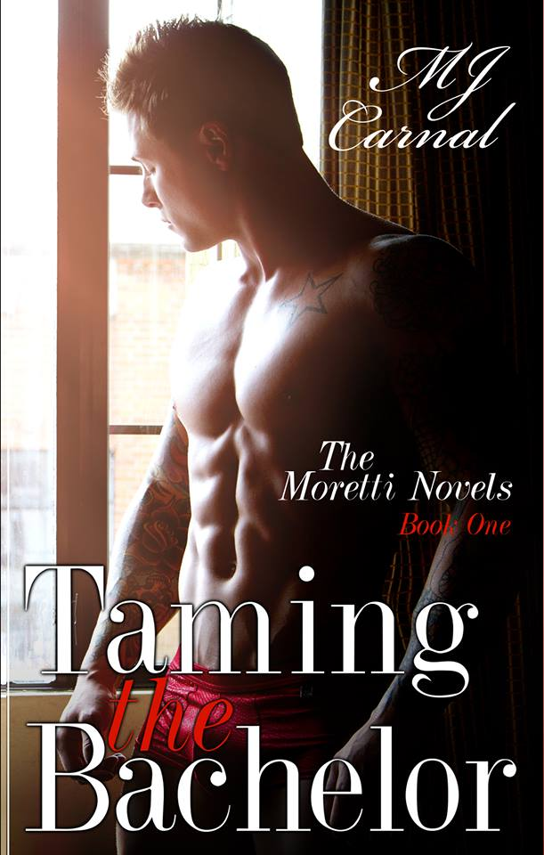 Taming the Bachelor Cover