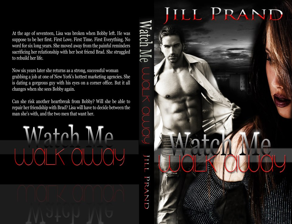 Blog Tour: Watch Me Walk Away by Jill Prand – Excerpt, Playlist, and Giveaway!