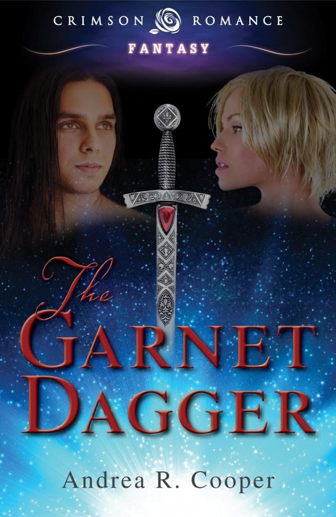 garnet dagger