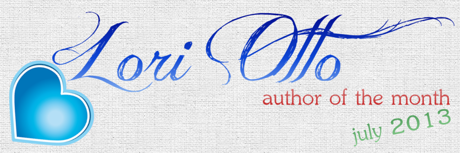 lori otto author of the month
