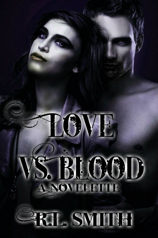 Love Vs. Blood Cover
