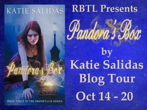 Pandora's Box Blog Tour Banner