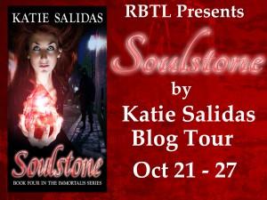 Soulstone Blog Tour Banner