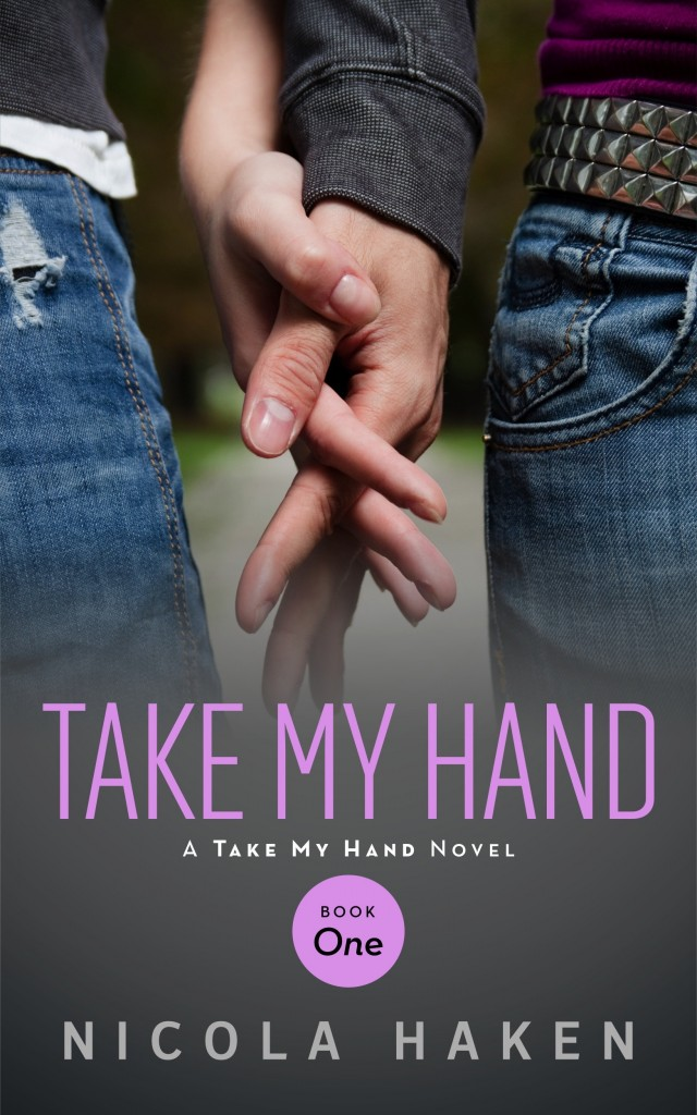 Take My Hand Cover Reveal