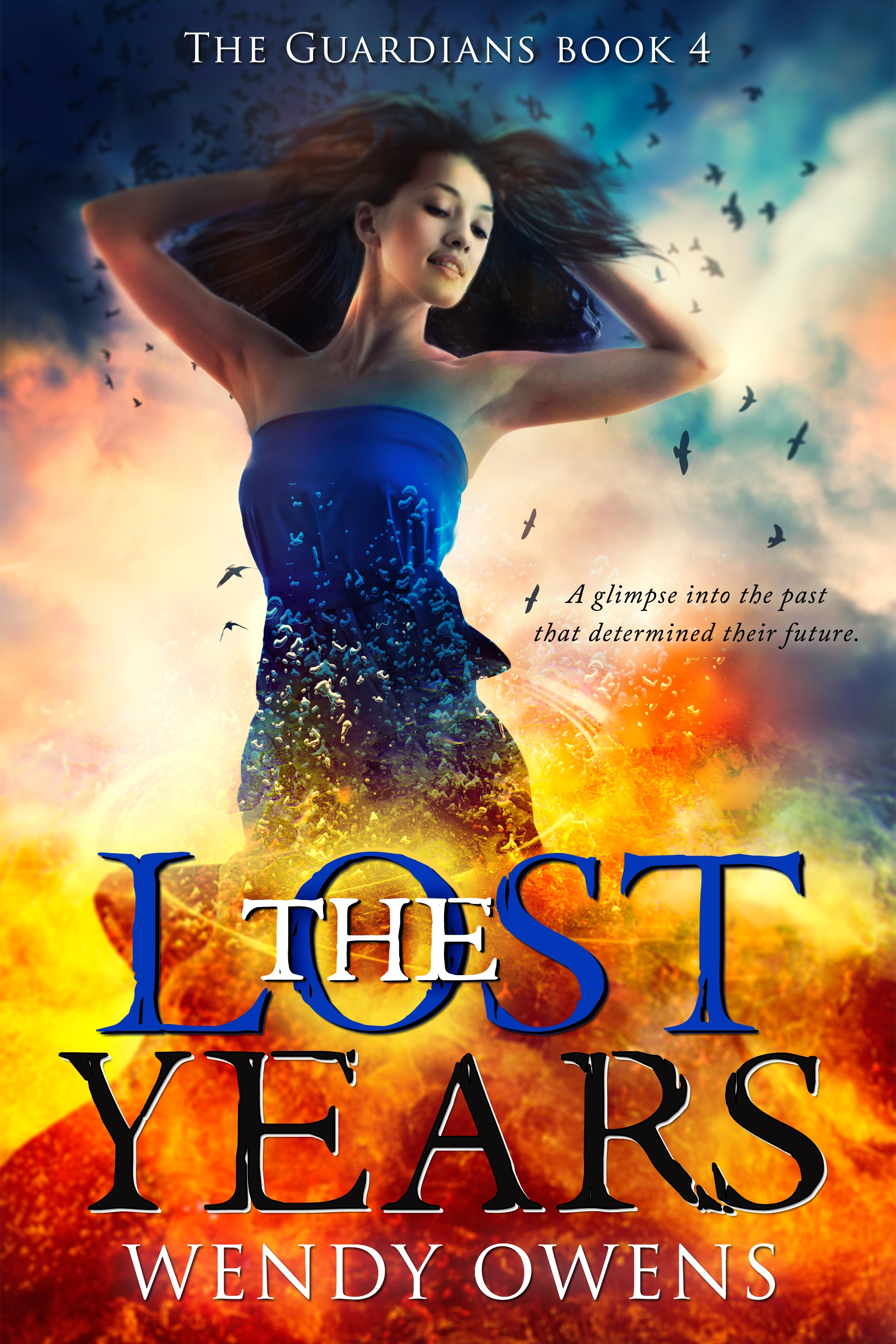 The Lost Years by Wendy Owens