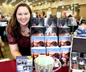Author Bio Photo 2013