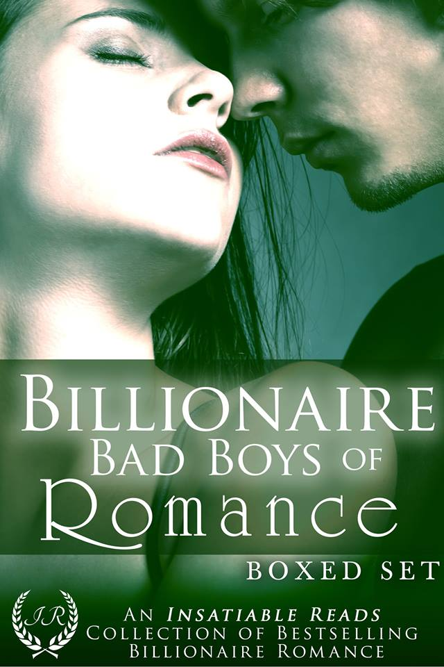 Billionaire Bad Boys of Romance Book Blitz