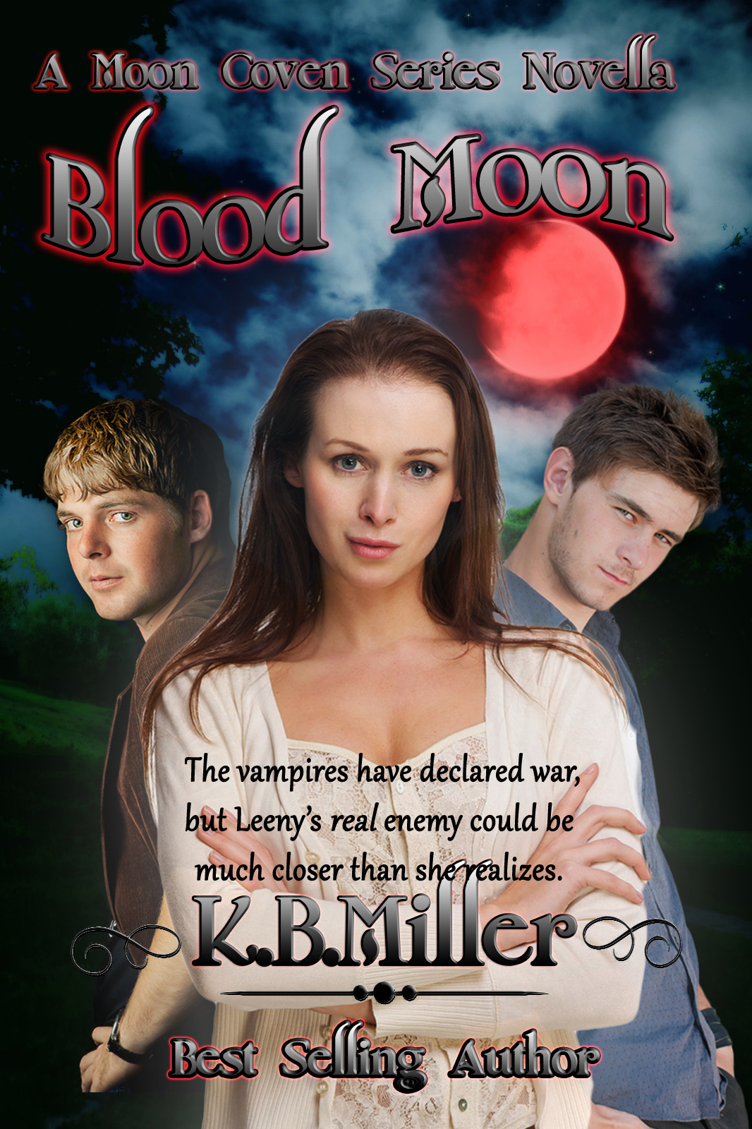 Blood Moon by KB Miller