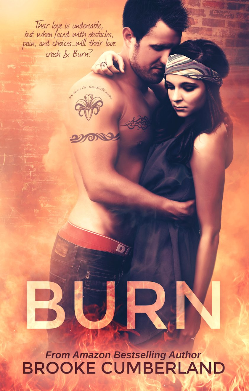 Review & Playlist: Burn (Spark, #2) by Brooke Cumberland Blog Tour