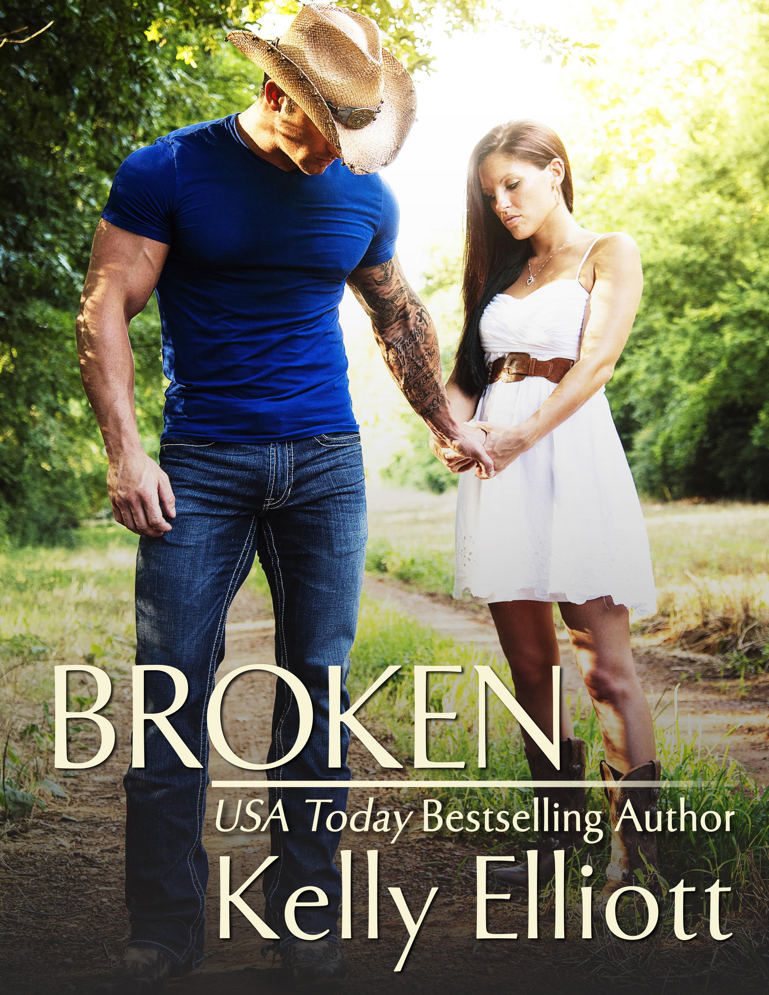 Broken by Kelly Elliot
