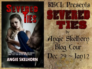 Severed Ties Blog Tour Banner
