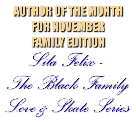 Author of the Month – November: Family Edition Winner!