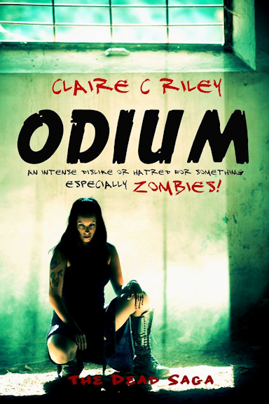 Review: Odium by Claire Riley