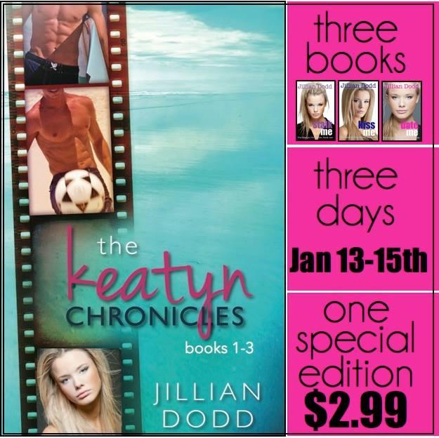 Keatyn Chronicles 3 Day Sale
