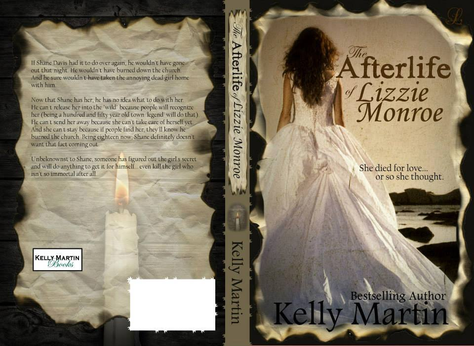 The Afterlife of Lizzie Monroe Cover