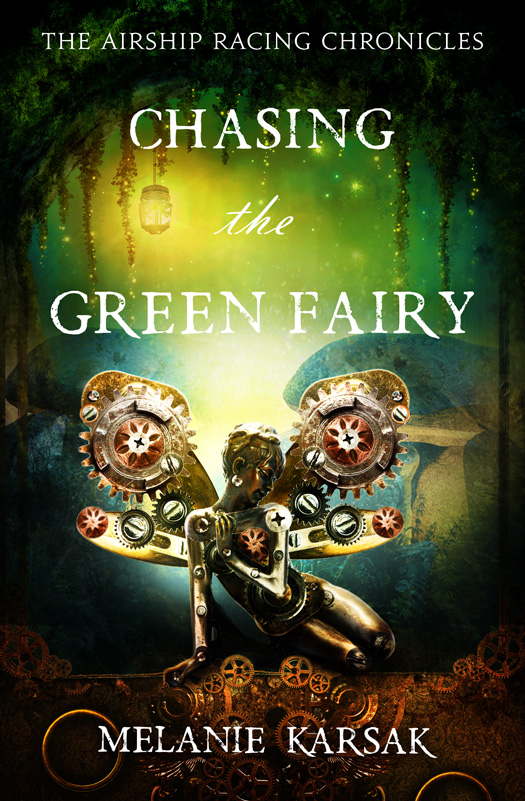 Chasing the Green Fairy Cover