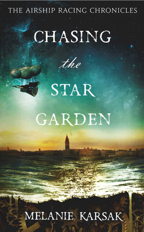 Audio book Review: Chasing the Star Garden