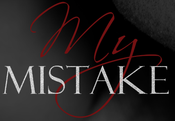 Cover Reveal My Mistake by Anne Conley