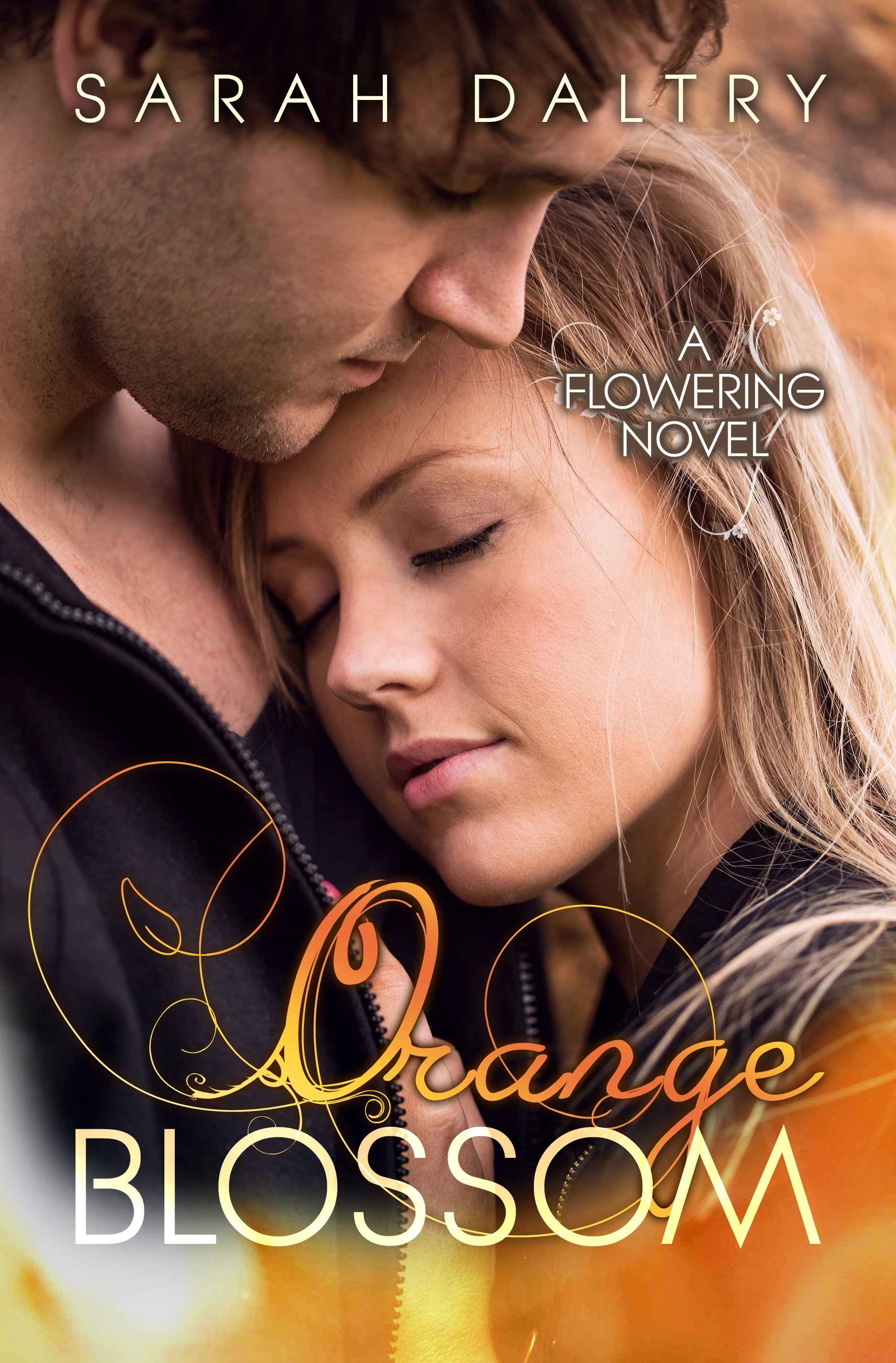 Orange Blossom by Sarah Daltry Release Day & Giveaway