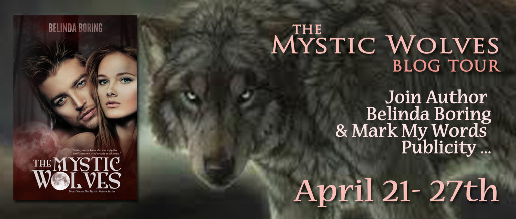 The Mystic Wolves by Belinda Boring Double Review