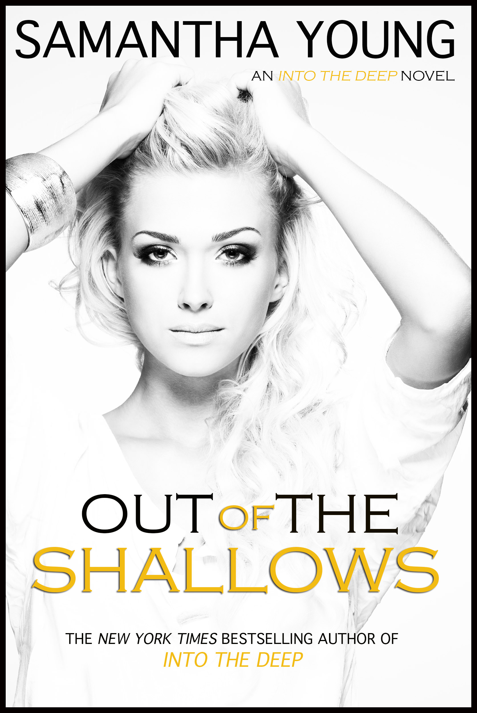 Out of the Shallows Release Day & Giveaway