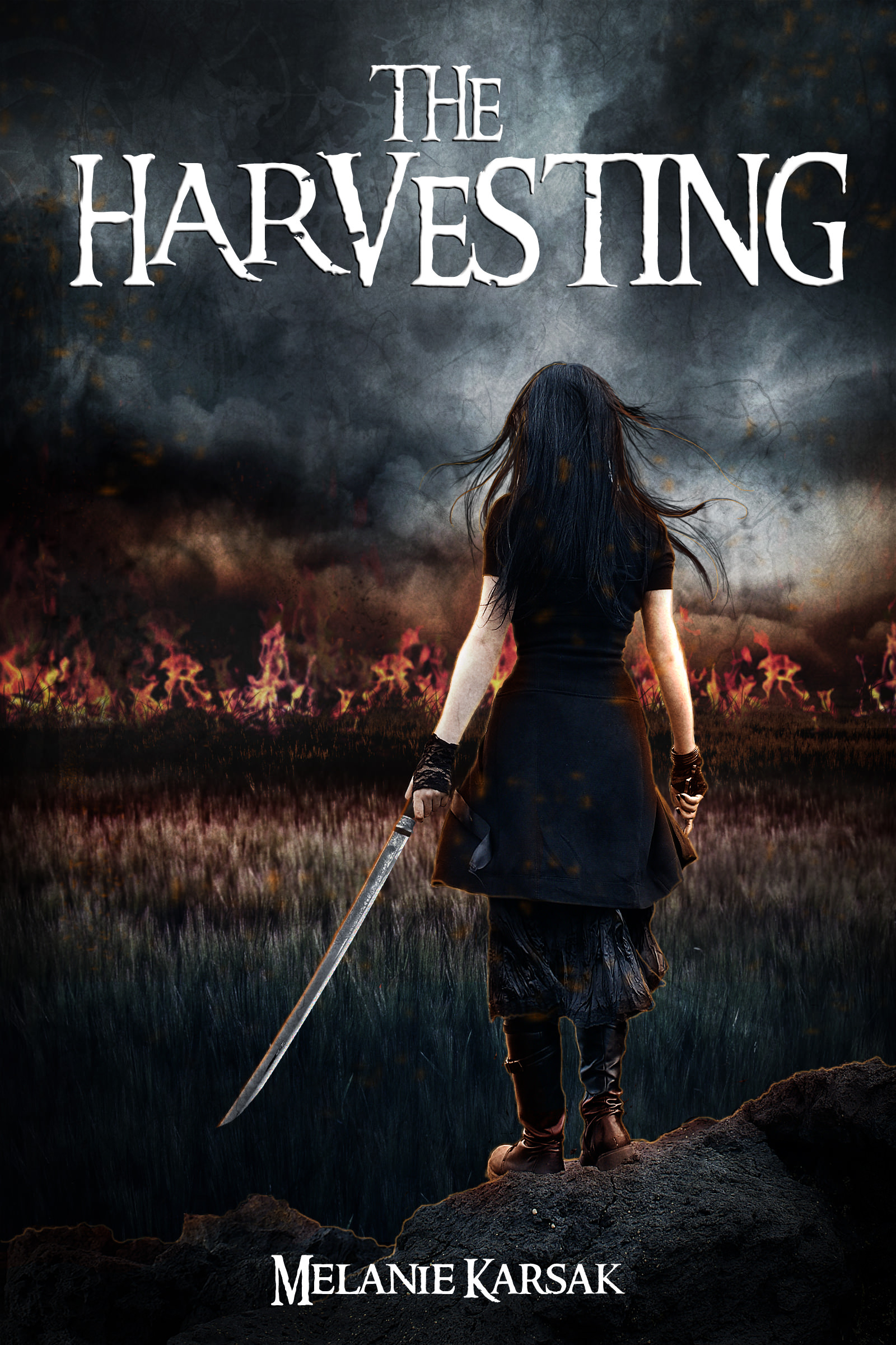 Can you survive The Harvesting? Blog Hop
