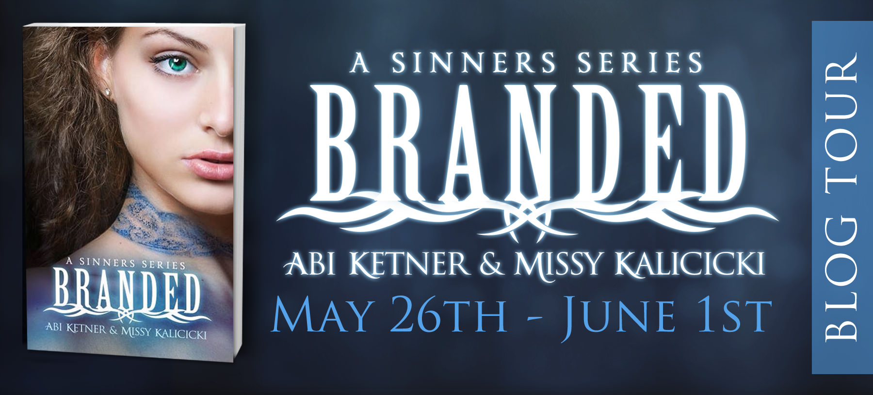 Branded by Abi & Missy: Re-release & Review