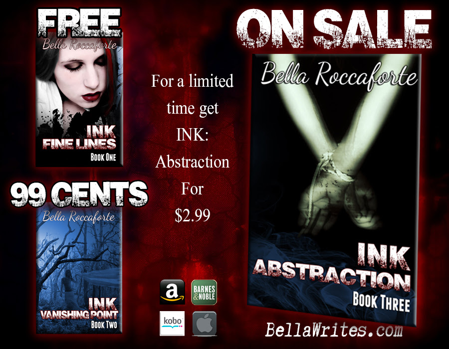 INK: Abstraction Release Promo