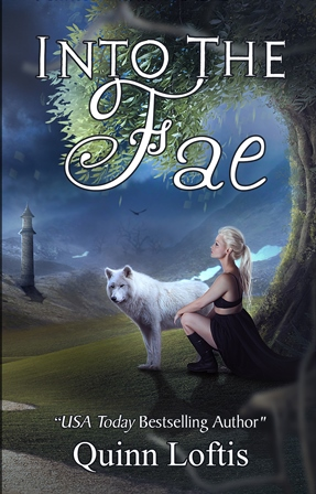 into the fae 1 - front cover