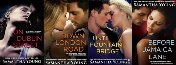Feature Friday – Samantha Young
