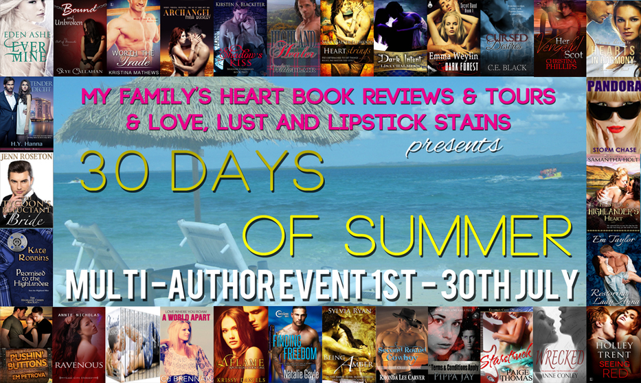 30 Days of Summer: Wrecked by Anne Conley