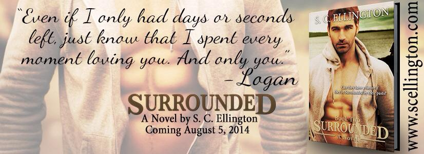 Surrounded FB banner