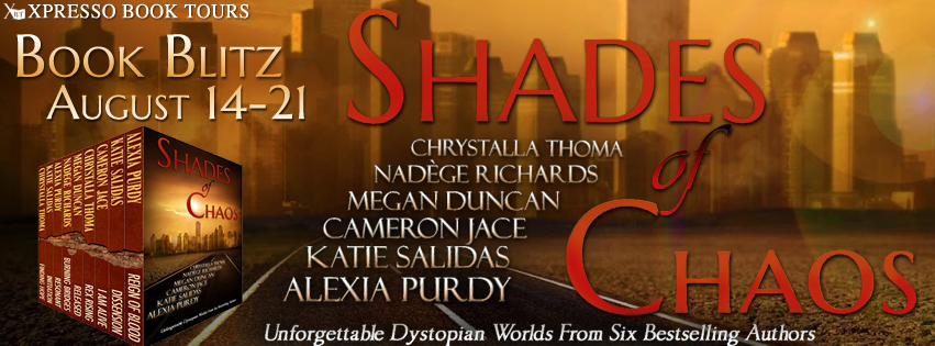 Release Day & Giveaway: Shades of Chaos
