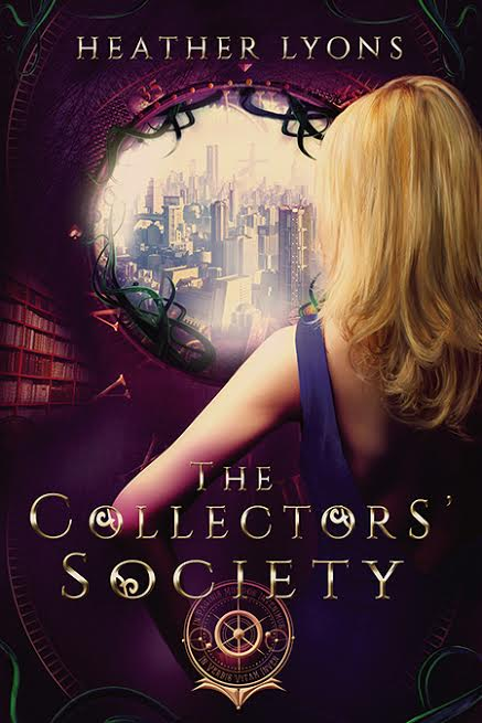 A review of The Collector's Society by Heather Lyons
