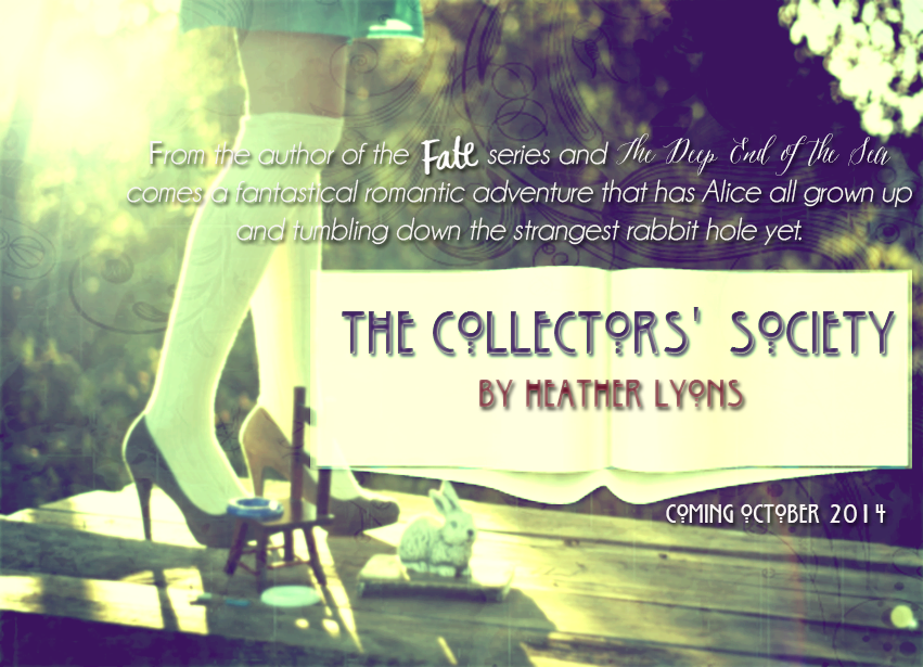 The Collectors Society teaser 1
