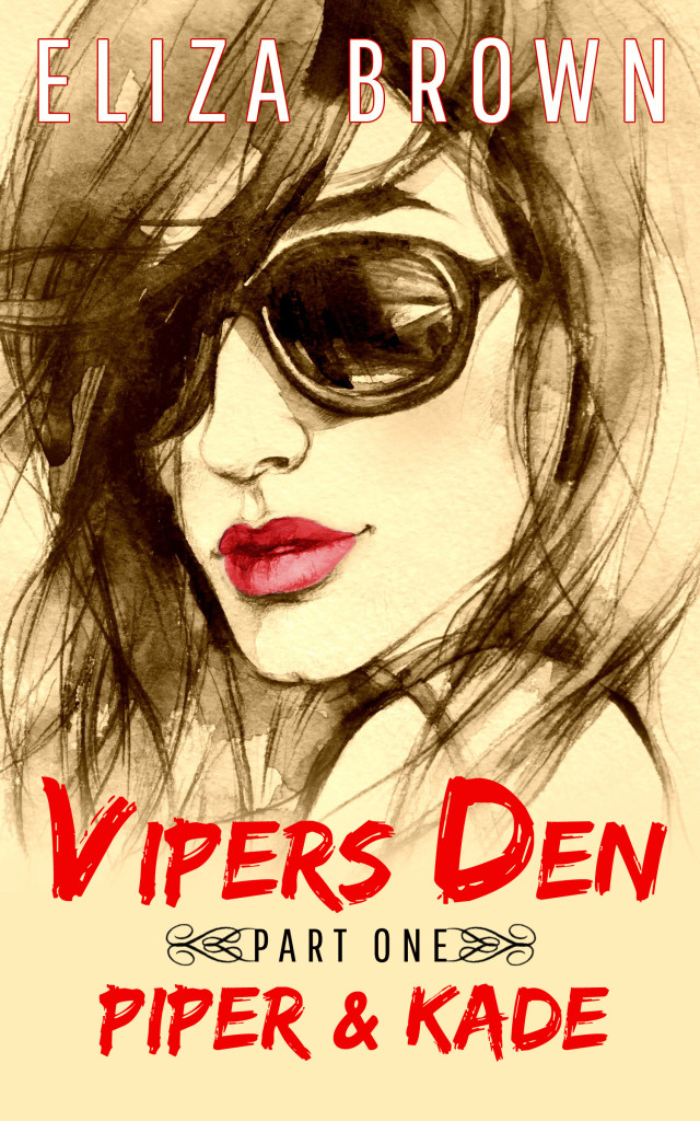 Vipers Den Piper and Kade - Eliza Brown
