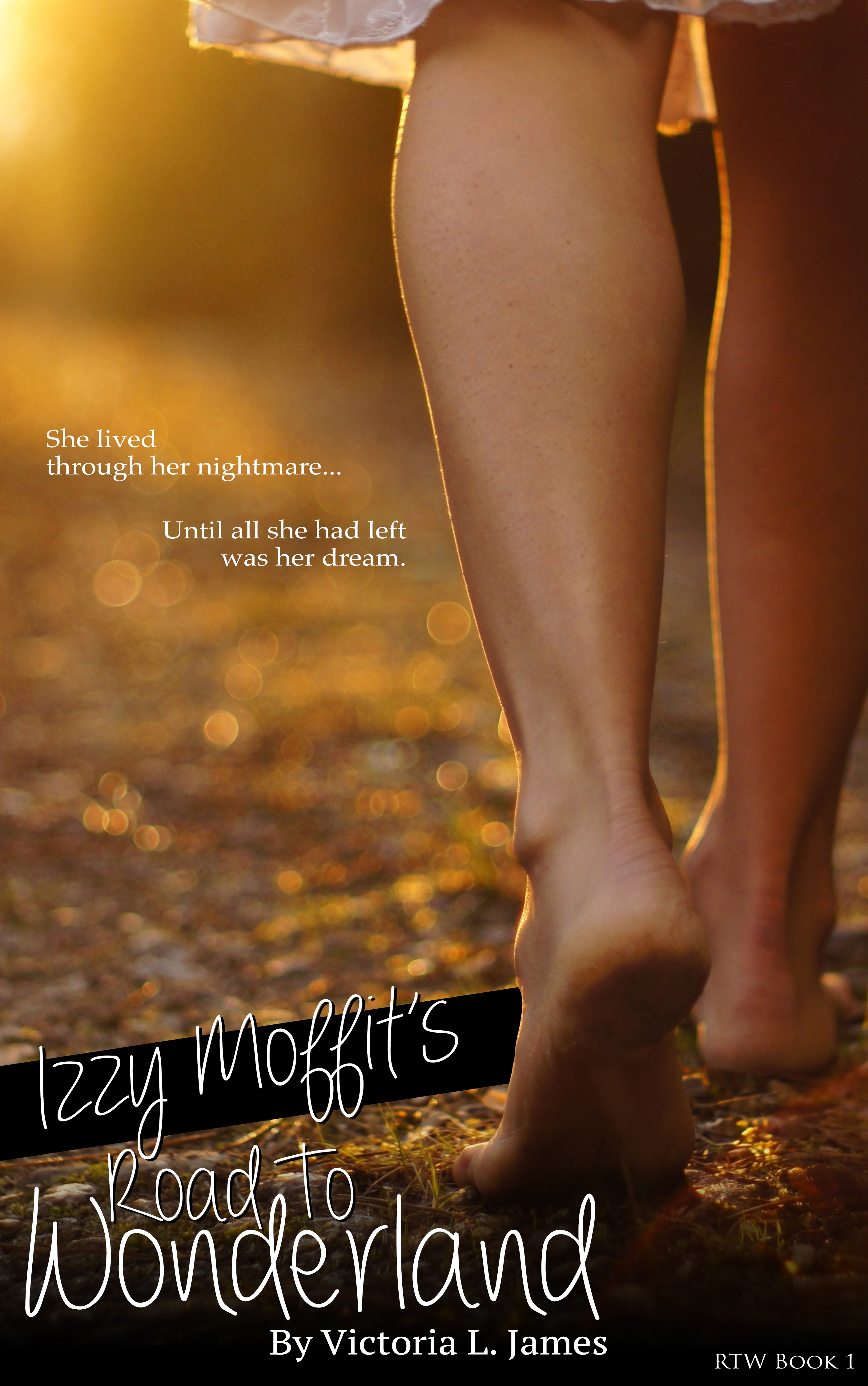 Cover/Release Day Reveal for Izzy Moffit's Road to Wonderland