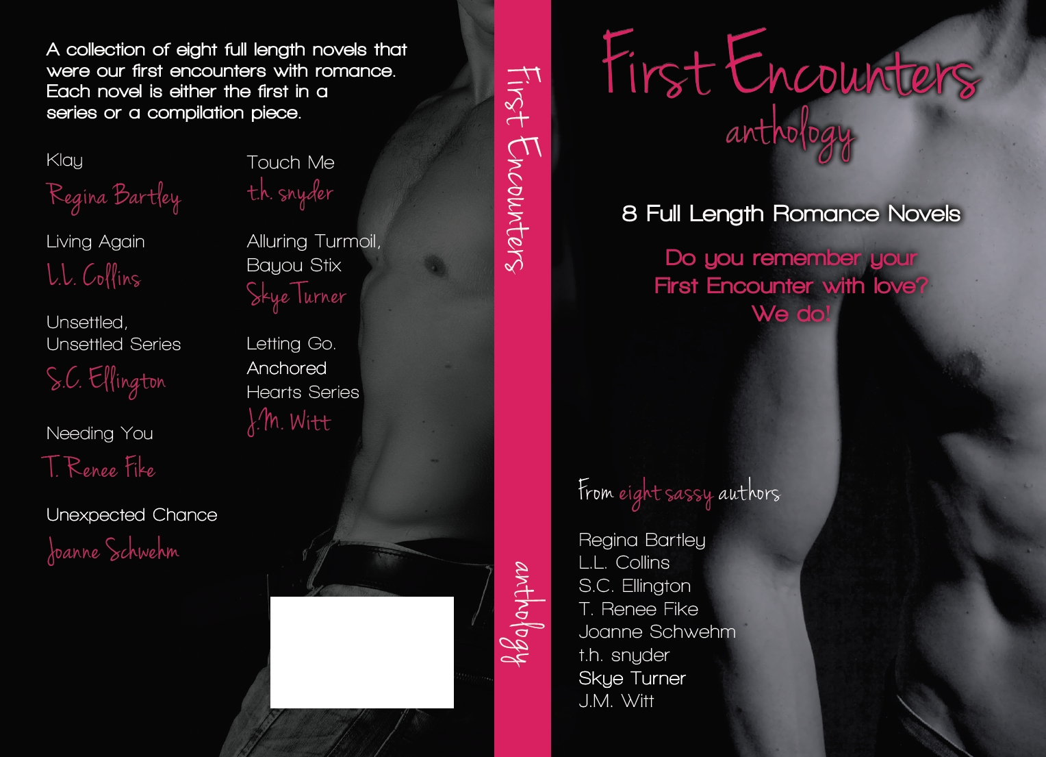 FIRST ENCOUNTERS ANTHOLOGY