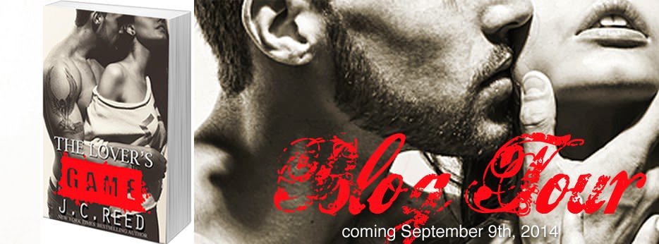 The Lover's Game by J.C. Reed – Release Day & Giveaway