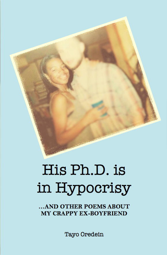 His PhD is in Hypocrisy Cover