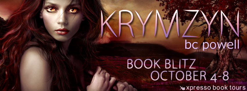 Guest Post-Blitz-Giveaway: Krymzyn by BC Powell