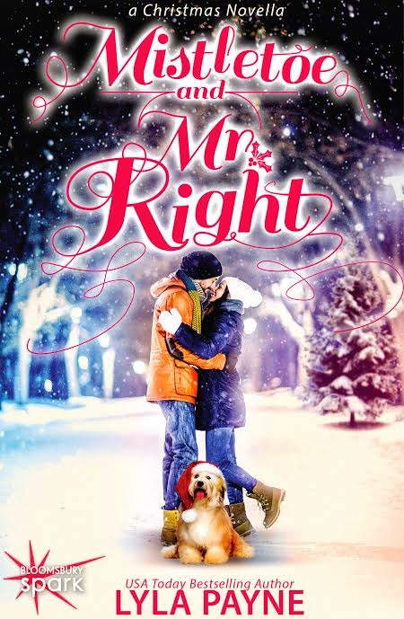Happy Release Day – Mistletoe and Mr. Right by Lyla Payne