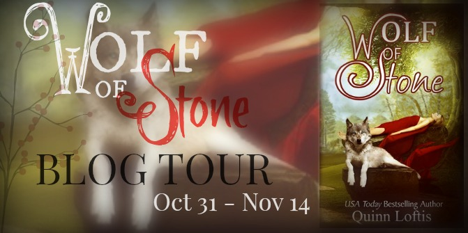 Double Review – Wolf of Stone by Quinn Loftis