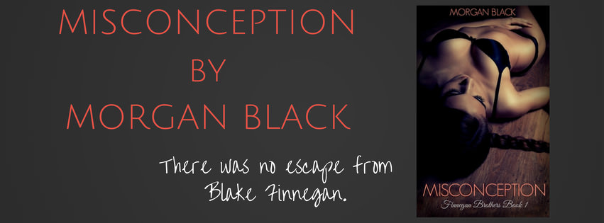 Release Blitz: Misconception by Morgan Black