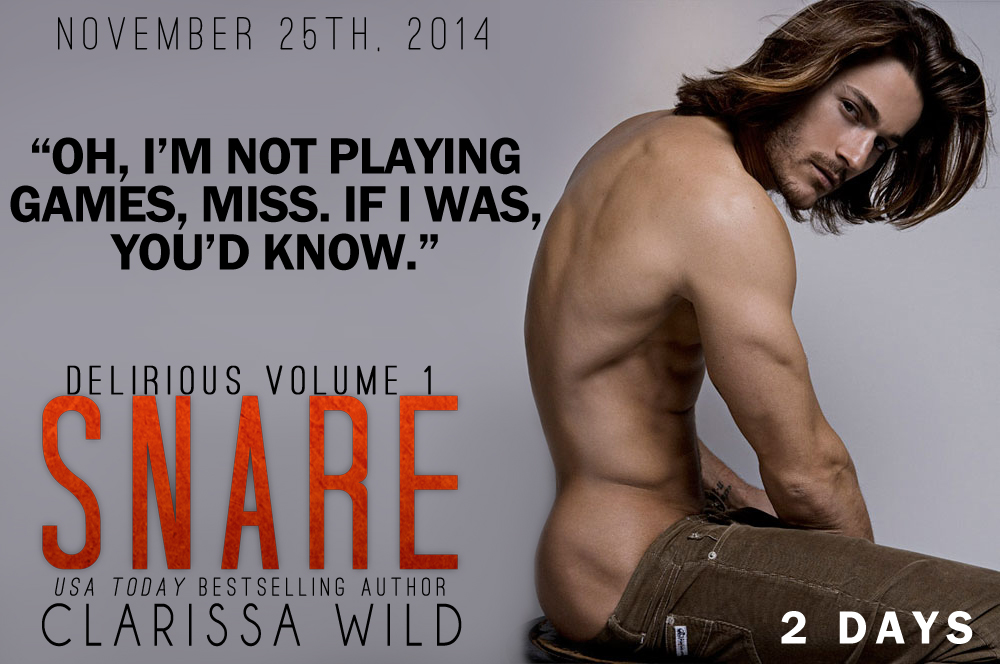 2 Days Until the Release of Snare