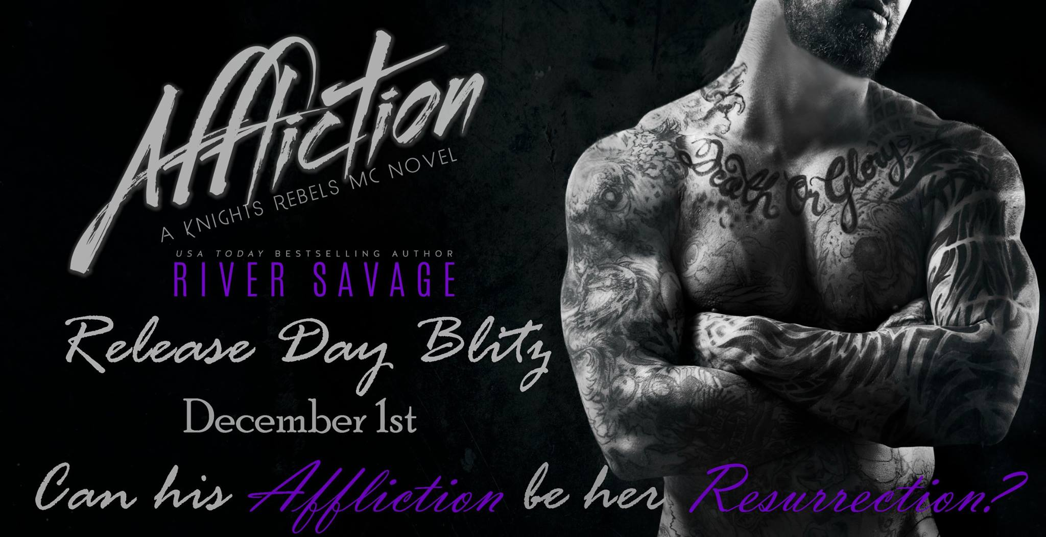 Affliction Release Day Blitz